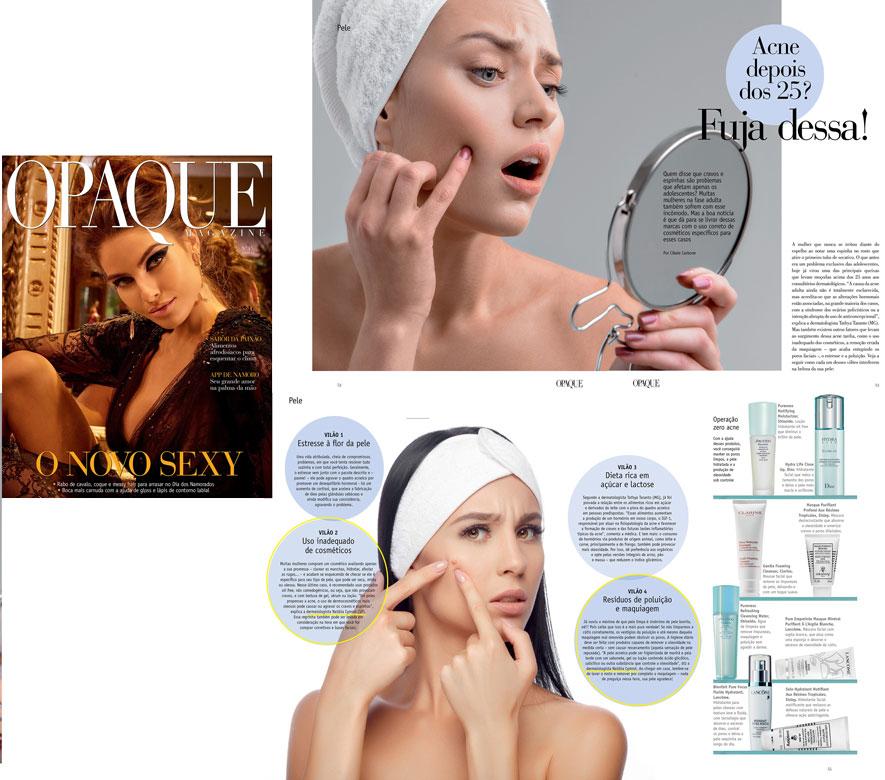 A acne depois dos 25 anos. Sim, ela acontece e a Dra. Natália Cymrot alerta para o uso inadequado de cosméticos e a relação com a poluição e resíduos de maquiagem.