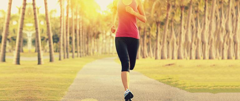 A corrida e as lesões dermatológicas