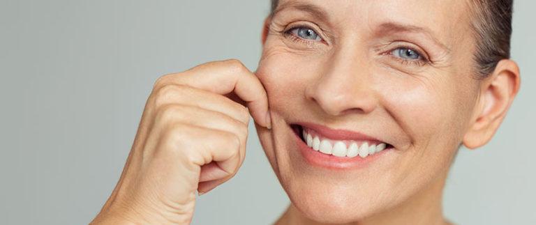 Saiba como combater a flacidez do rosto