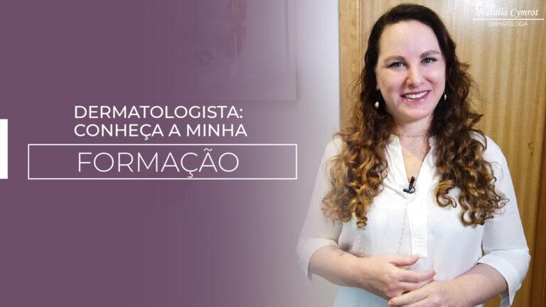 A formação do dermatologista é uma jornada que tem começo, mas nunca tem fim. Saiba mais sobre isso!